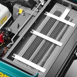 RIDER 1201E mašina industriniam šlavimui