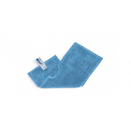 Dvipusis DUO FACE mopas, mėlynas, 40 cm