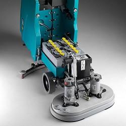E51 TRAC mašina grindims plauti