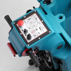 E51 ECO plovimo mašina su dviguba filtravimo sistema