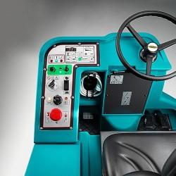 Sėdima plovimo mašina E 110 R-ECO