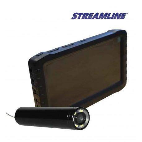 Vaizdo kamera su monitoriumi Streamvac™ sistemai
