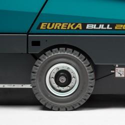BULL 200 dyzelinė šlavimo mašina