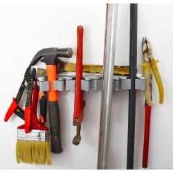 Įrankių kotų laikiklis, 4 vnt, 50 cm