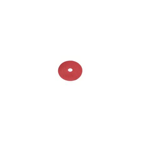 Raudonas šveitimo padas, 36 cm