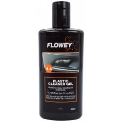 Flowey plastiko valymo gelis