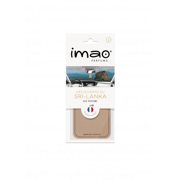 IMAO automobilio kvapas SRI-LANKA