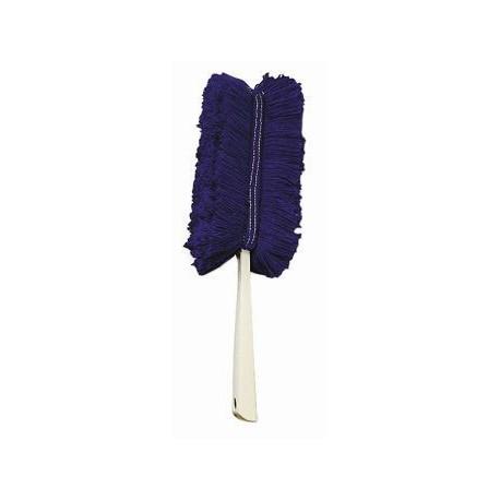 Akrilinė dulkių šluostėv su plastmasine rankena