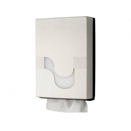 M/Z/ZZ Folded Hand Towel White laikiklis servetėlėms