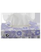 Veido servetėlės